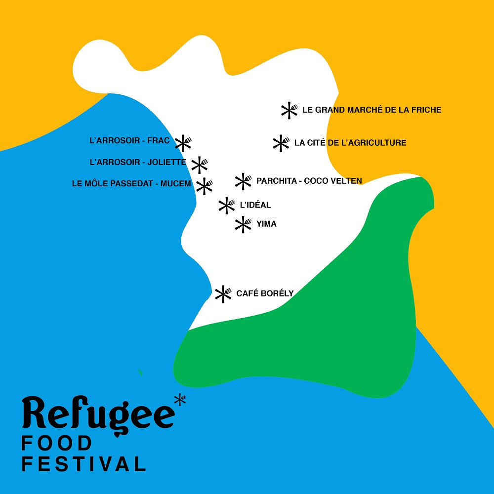 réfugiés Marseille