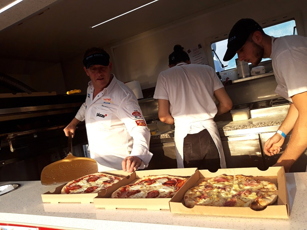Mania pizza