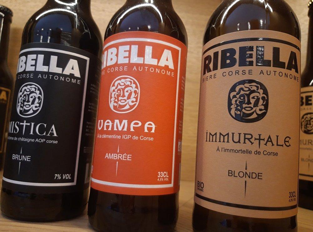 bière Ribella