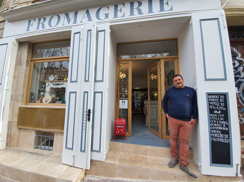 fromagerie Rousseau