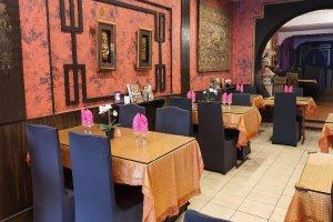 Pavillon thaï