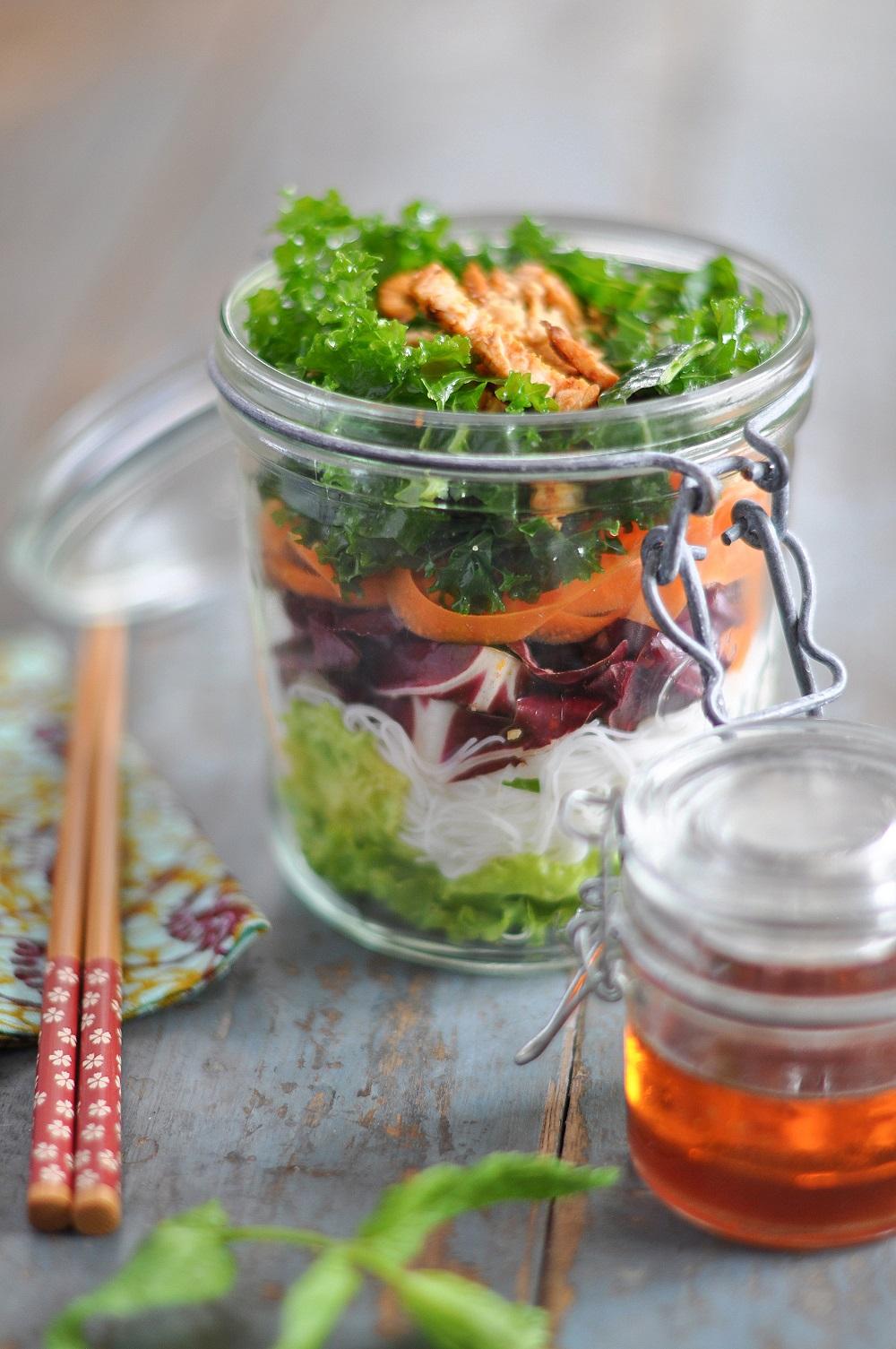 bol de légumes frais