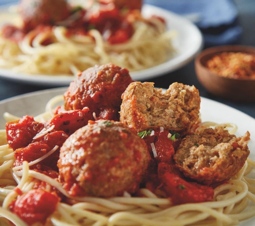 boulettes spagheti