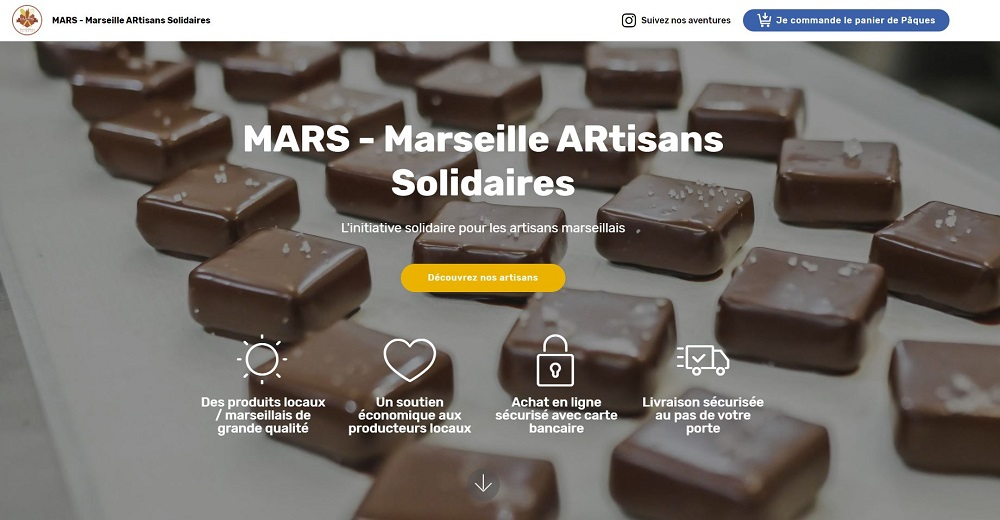 deux chocolatiers marseillais