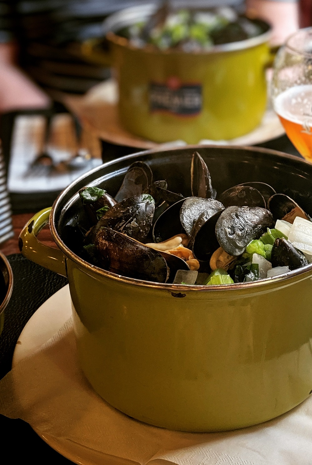 moules-frites party