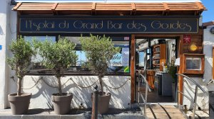 Grand bar des Goudes