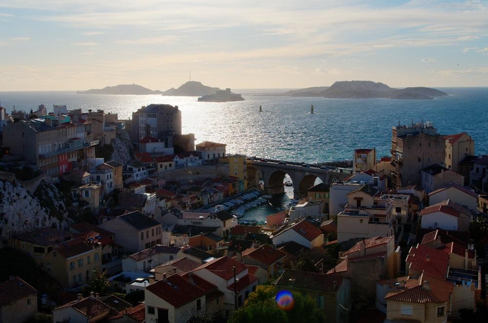 tourisme en Provence Marseille