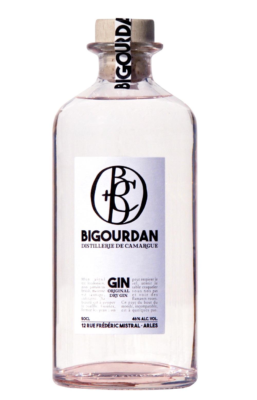 gin bigourdan