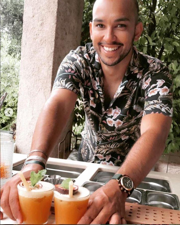 Leon cocktail bar