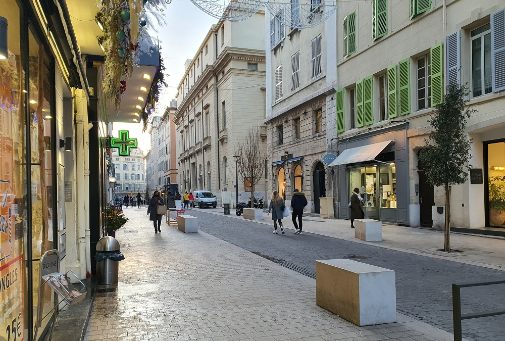 centre-ville marseille