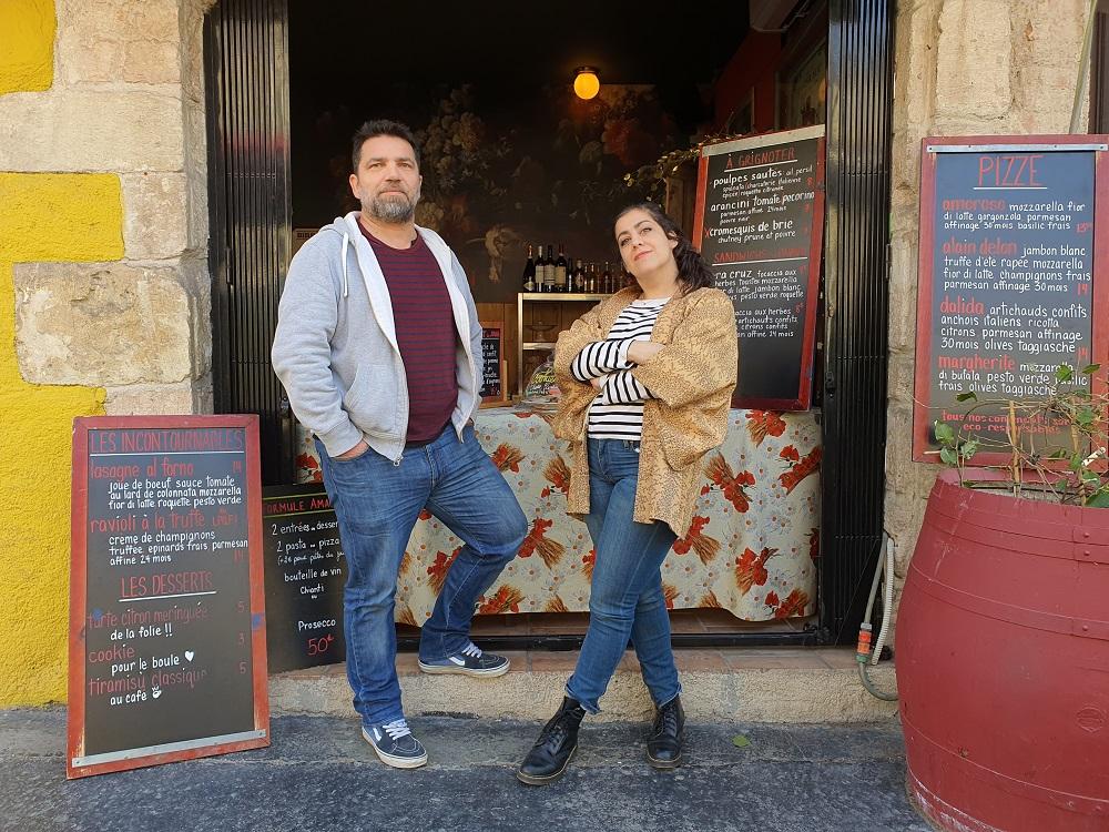 Et de cinq ! L'équipe Parpaing qui flotte vient de racheter les deux restaurants qui appartenaient à Fred Charlet et Laurent Biaggi au cours Julien. Histoire d'un succès