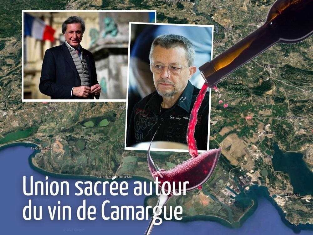 vins de Camargue