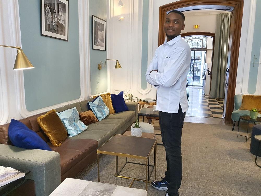 Orphéon Hugues Mbenda