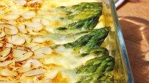 clafoutis aux asperges