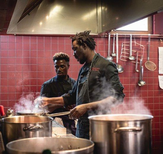 cuisines africaines