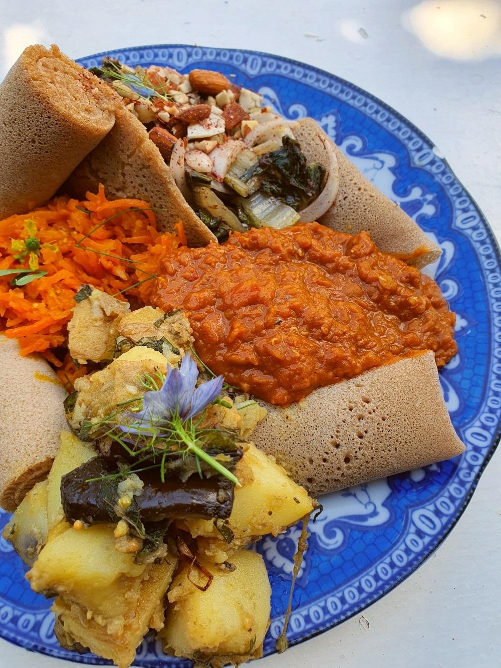 Refugee Food festival 2021