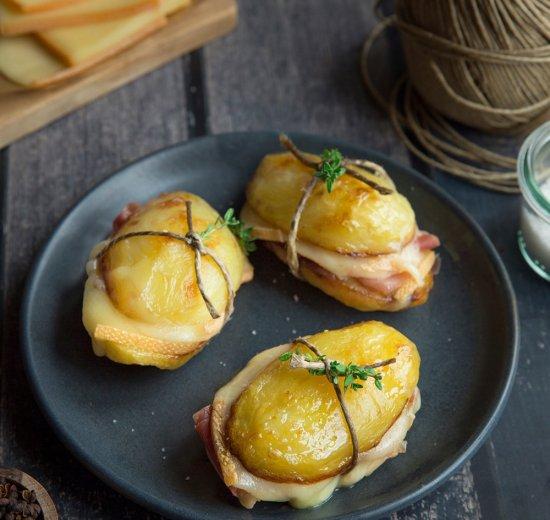 sandwiches de pommes de terre