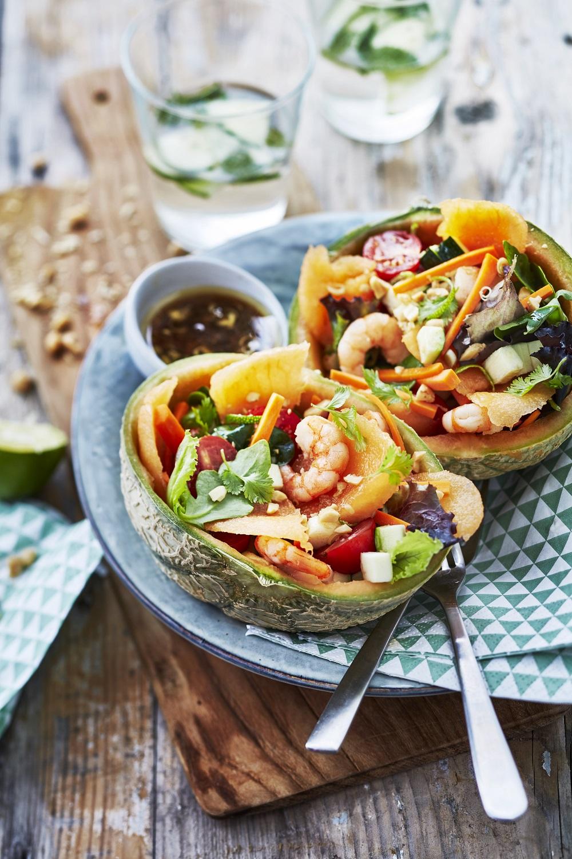 bowl thaï de melon